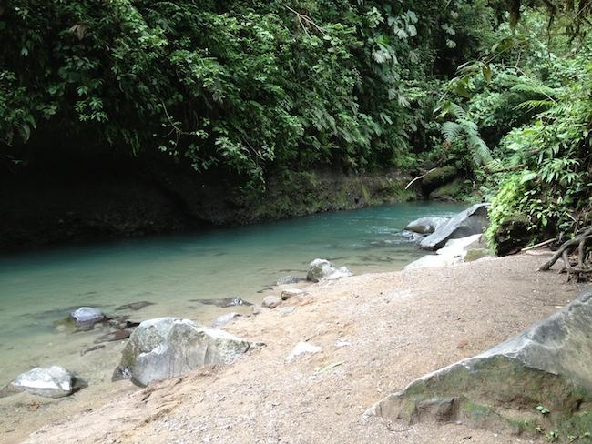 rio La Fortuna