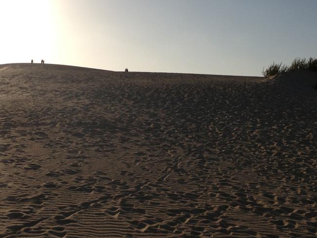 Dunas del Corralejo en Fuertenventura