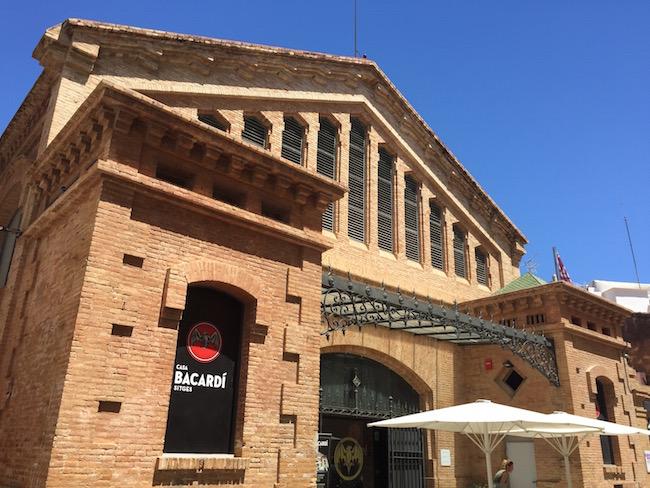 La Casa Bacardí en Sitges