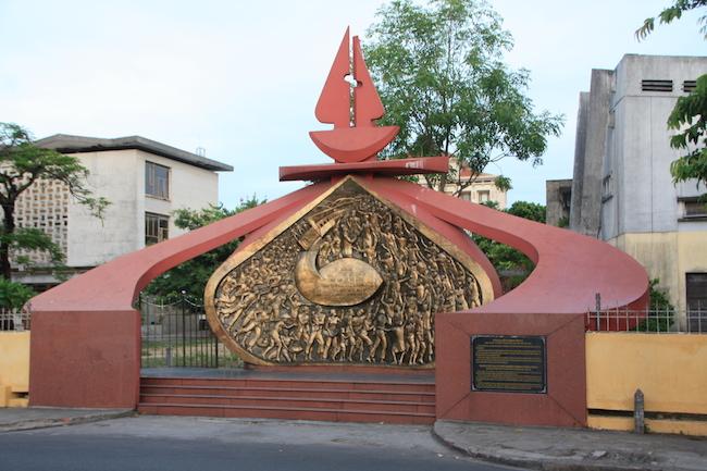 Alegato comunista en Hué