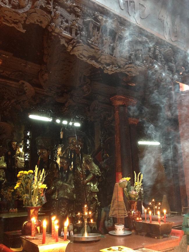 interior emperador de Jade