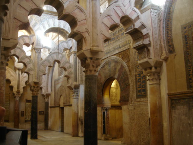 Interior de la Mezquita (2007)