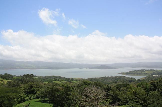 Lago Arenal de Costa Rica