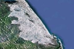 lencois maranhenses google earth