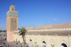 Mezquita de la Kasbah de Marrakech