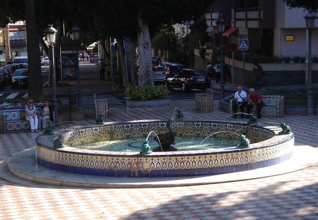 plaza 25 julio santa cruz de tenerife
