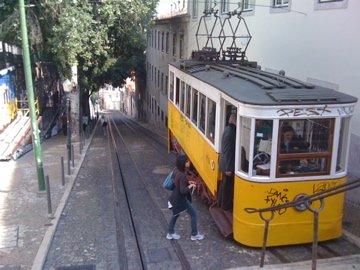 tranvia Lisboa