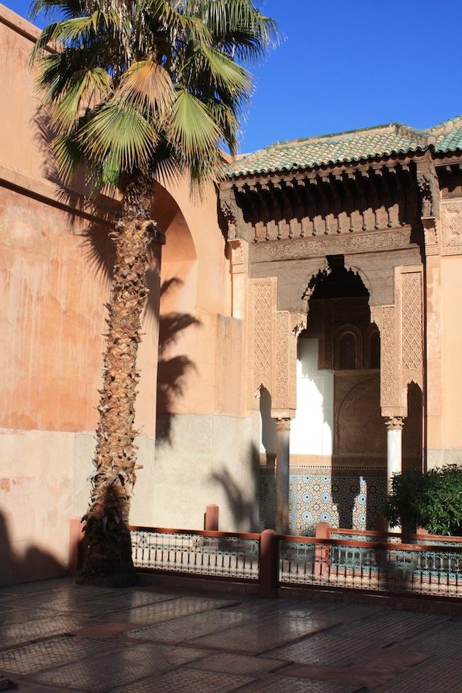 Tumbas Saadies de Marrakech
