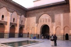 Marrakech: la madraza ben youseff