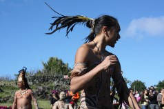 rapanui danza