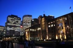 sydney museum of contemporary art noche